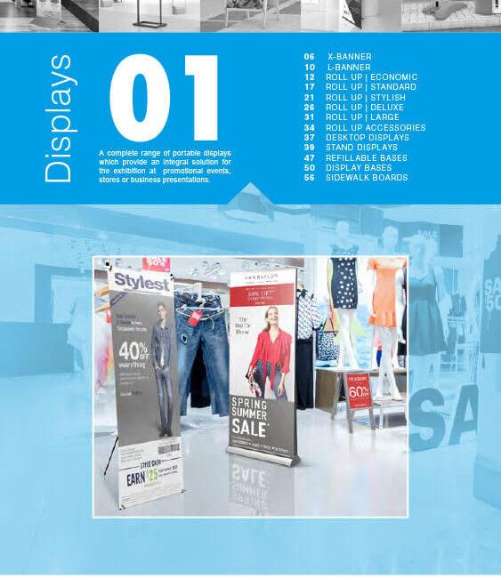 Displays 2020 - MyPrint Merchandising