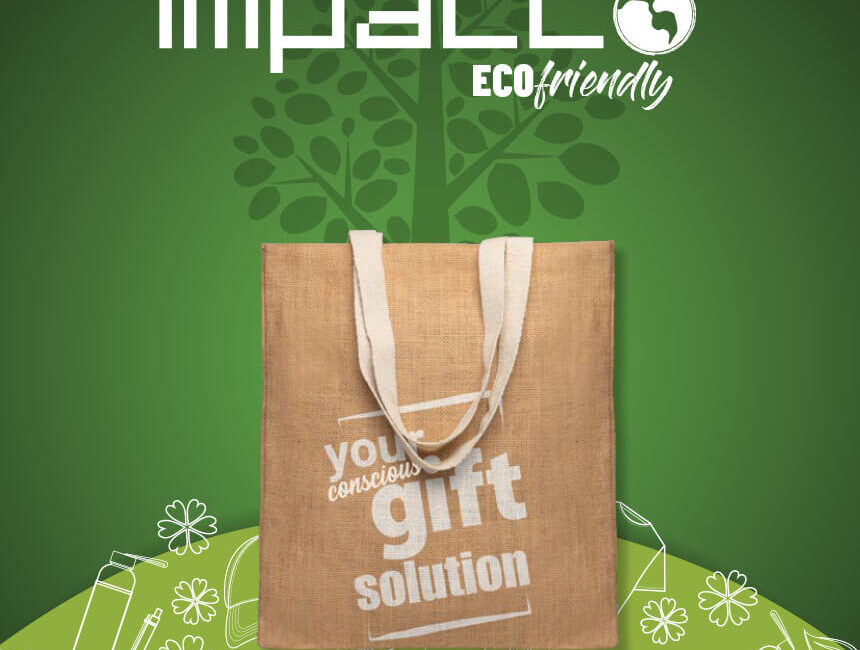 Impacto ECOfriendly - MyPrint Merchandising