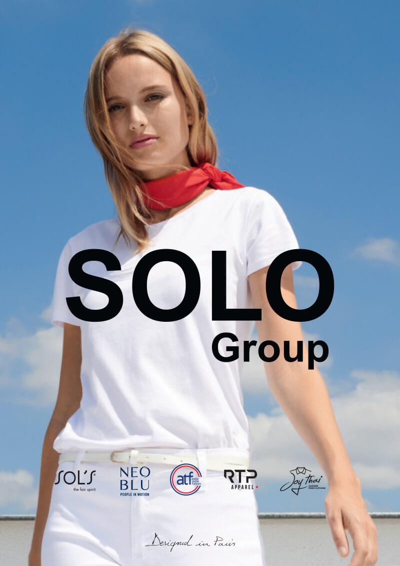 Solo Group 2021 - MyPrint Merchandising