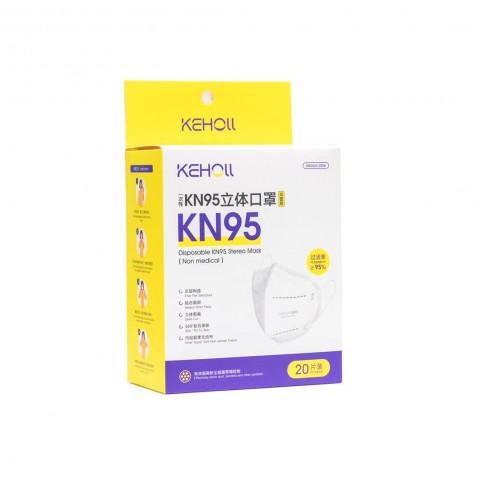 MÁSCARA KN95 (pack100) - MyPrint Merchandising