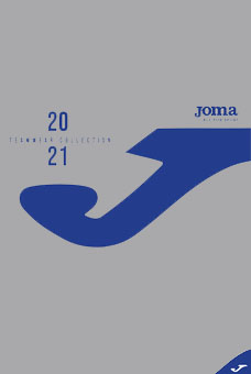 Joma - Teamwear collection 2021 - MyPrint Merchandising
